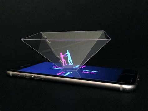 hologramm le cr 233 er votre hologramme pour smartphone on vous donne le