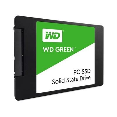 Ssd Solid State Drive San Disk Wd Western Digital Green 120 Gb Sata 3 solid state drive western digital wd green 240gb pc