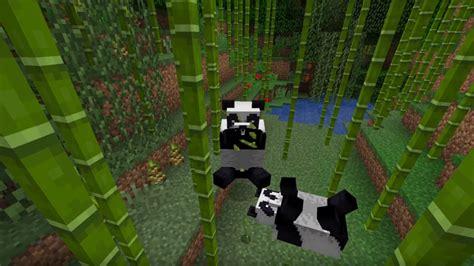 minecraft pandy  delfiny ja rock