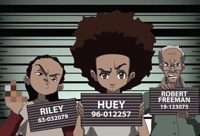 Riley Freeman Memes - image 781260 the boondocks know your meme
