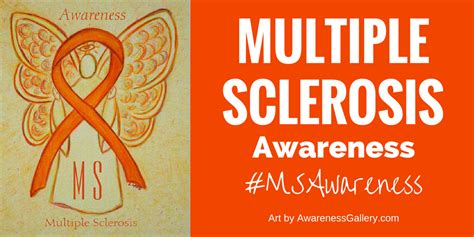 ms ribbon color awareness project sclerosis ms