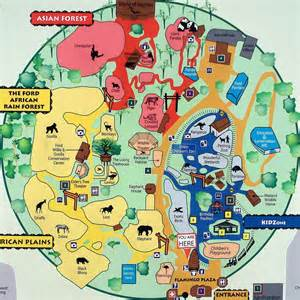 Zoo Atlanta Map by Zoo Atlanta Map Alphabetical Order Z Is For Zoo Tom