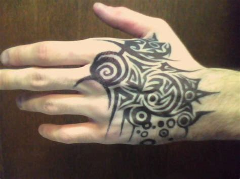 tattoo artist pen hand pen tattoo by the1truesushiboy on deviantart