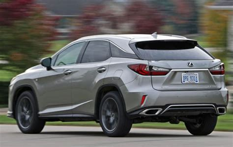 Lexus Rx 2020 by 2020 Lexus Rx 350 Specs Redesign Release Date Price