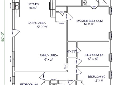 texas barndominium floor plans 40x50 metal building house building plans for homes mexzhouse com