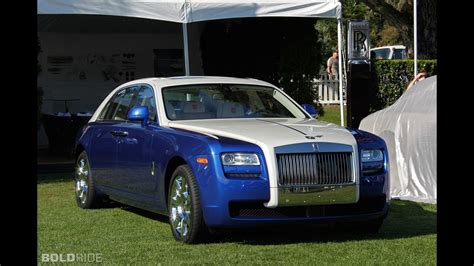 Bespoke Rolls Royce by Rolls Royce Ghost Bespoke Edition