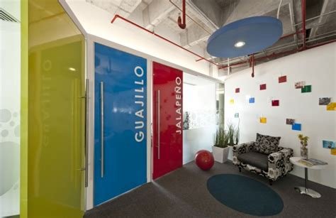 google office design concept decobizz com inspiring design concept for google office in mexico
