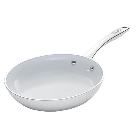 10 ceramic fry pan bialetti 174 purity ceramic 10 inch fry pan bed bath beyond