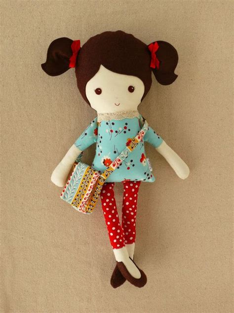 Handmade Doll Tutorial - 25 best ideas about fashioned hair on