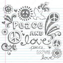 sign up for doodle account peace and sketchy doodle back to school vector design