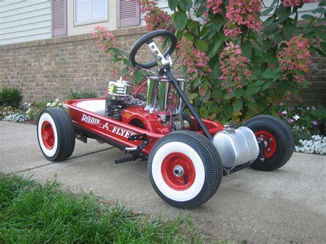 Wagon Transformation Schulz Go Kart Radio Flyer Word