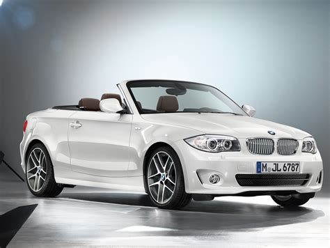 Bmw 1er Cabrio Weiss by Bmw 1 Series Coupe And Bmw 1 Series Convertible Limited