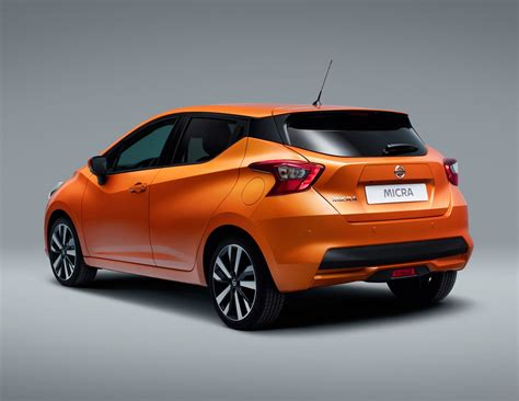 nissan orange nissan micra hatchback review parkers