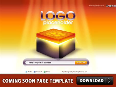 coming soon page template coming soon page template psd l freepsd cc free psd