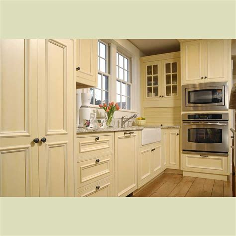 Cream Colored Painted Kitchen Cabinets | painted cream cabinets images solid wood kitchen cabinet