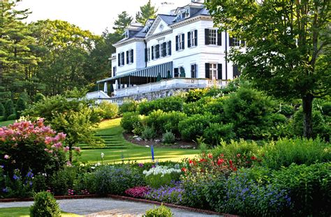 edith wharton house gardens of the berkshires