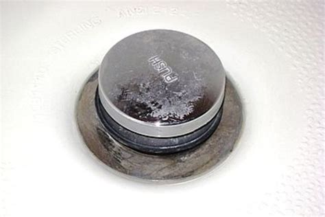 removing a bathtub drain plug replace broken bathtub drain stopper