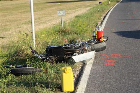 Unfall Motorrad Neustadt Donau by Biker 23 Aus Dem Kreis Pfaffenhofen Stirbt Bei