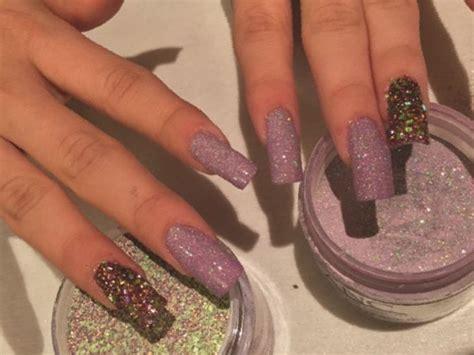 Powder Dip Nail Designs sns powder nail designs nail ftempo