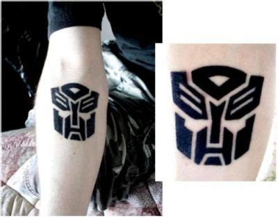 transformers tattoo tatuajesxd