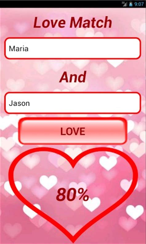 calculator love crush calculator images frompo 1
