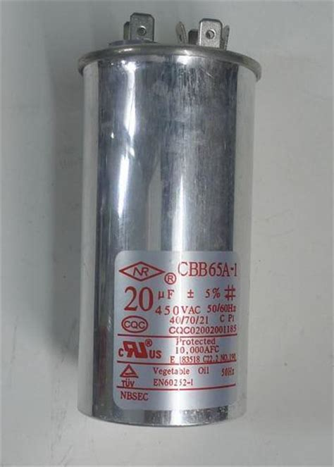 starter con capacitor capacitor 20uf 450v ac cbb65 refrige end 1 18 2018 1 15 pm