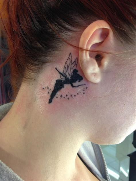 do tattoos behind the ear hurt 17 best ideas about inner ear on ear