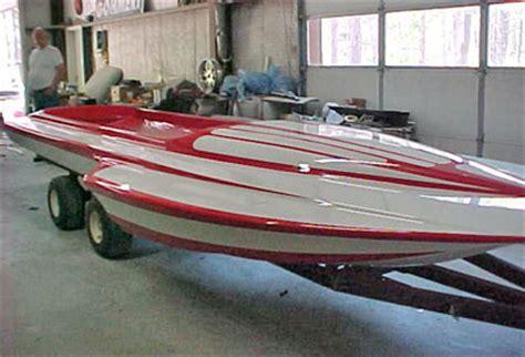wet sanding boat bottom paint proud mary blown fuel hydro restoration
