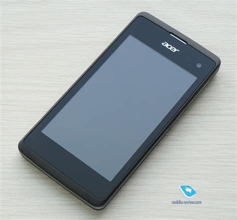acer mobile review mobile review обзор смартфона acer liquid m220