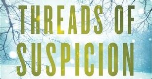 threads of suspicion an evie blackwell cold review threads of suspicion by henderson