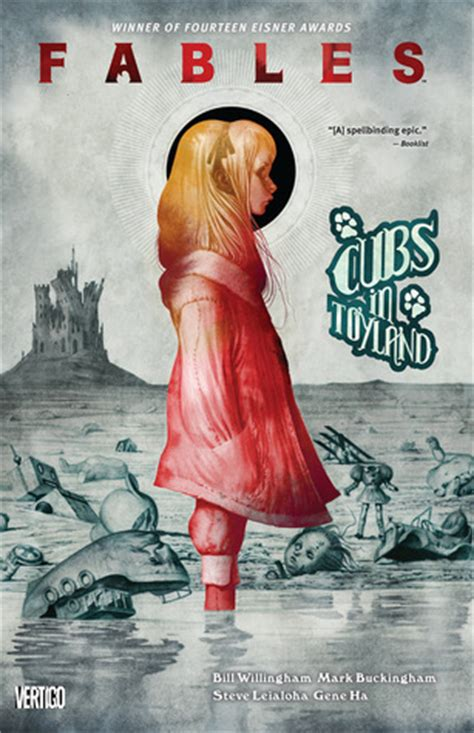 the wrong from willingham books fables vol 18 cubs in toyland by bill willingham