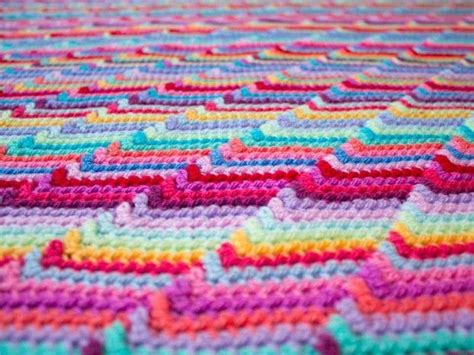 free pattern groovyghan love this ripply effect i m thinking an ocean inspire