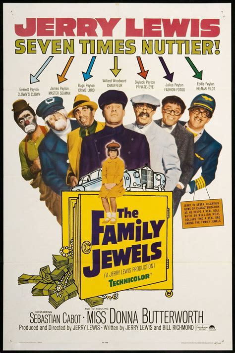 The Family Jewels the family jewels is a 1965 american comedy it was