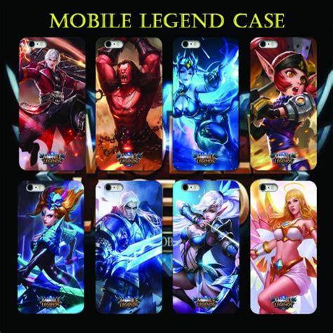 Hardcase Hp Mobile Legends mobile legend untuk semua type hp shopee indonesia