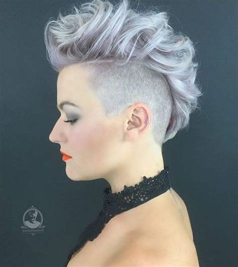 wonderful thick mohawk fade for thick mohawk fade 15 best 20 shorter hairstyles perfect for thick manes thick hair