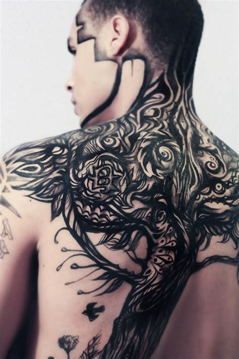 tattoo body art custom painted tattoo design body art by