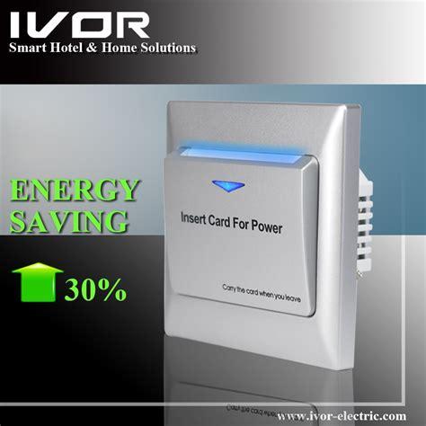 Energy Saving Card Kartu Penghemat Energy interruptor chave de cart 227 o de poupan 231 a de energia para o hotel interruptores de parede id do