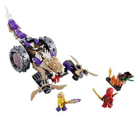 Lego 70745 Anacondrai Crusher lego 70745 anacondrai crusher i brick city