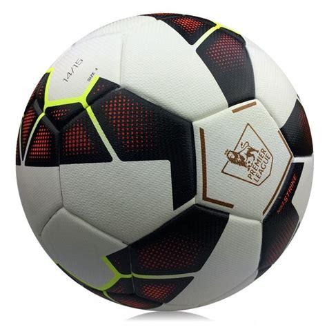 Bola Sepak Big Cat Promoo 2016 merek fashion baru eropa liga sepak bola slip pu ukuran 5 bola sepak bola pengiriman