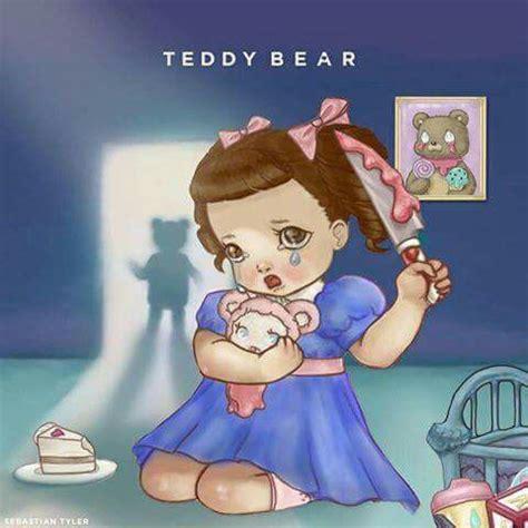 melanie martinez, teddy bear image #4350600 by violanta