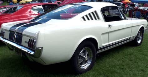 original 65 ford mustang shelby gt350 car cars