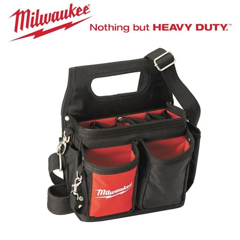 milwaukee electricians pouch tool belts