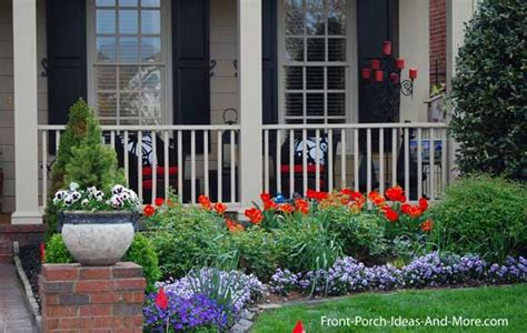 Landscape Ideas In Front Of Porch Landcaping Pictures Home Landscaping Photos Front Yard
