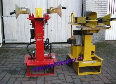 buitenspeelgoed huren huren houtkloofmachine 8 ton dondergoor buitenspeelgoed