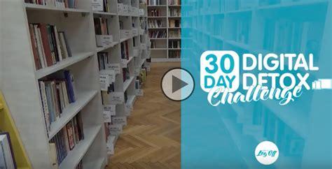 30 Day Digital Detox by Day 16 30 Day Digital Detox Challenge Digital Detox