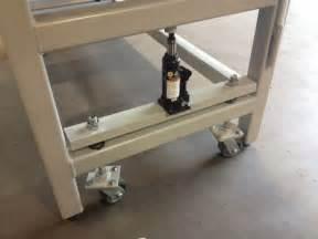Adjustable Cabinet Leg Levelers 1000 Ideas About Welding Table On Pinterest Welding