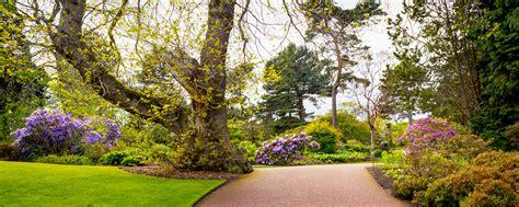 Au Jardin Botanic Garden Le Jardin D Edimbourg Bourse Des Vols