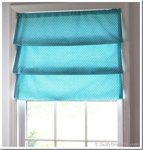 how to make roman curtains learn how to make roman shades 2016