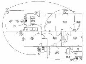 simple electrical house wiring diagram images