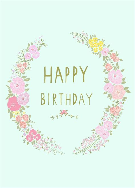 pretty birthday images trishy pretty cards happy birthday